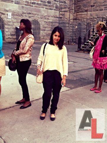 Temina Montréal Black Fashion Week