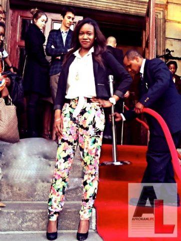 Yolonde Montreal Street Style Black Fashion Week 9