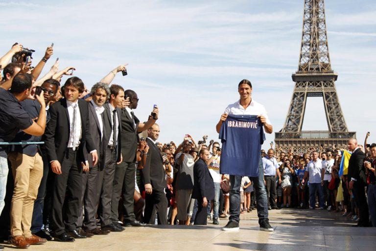 Les 10 moments forts de la saison 2013 du PSG