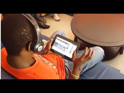 Exit les cybercafés, place au tabletcafé à Dakar