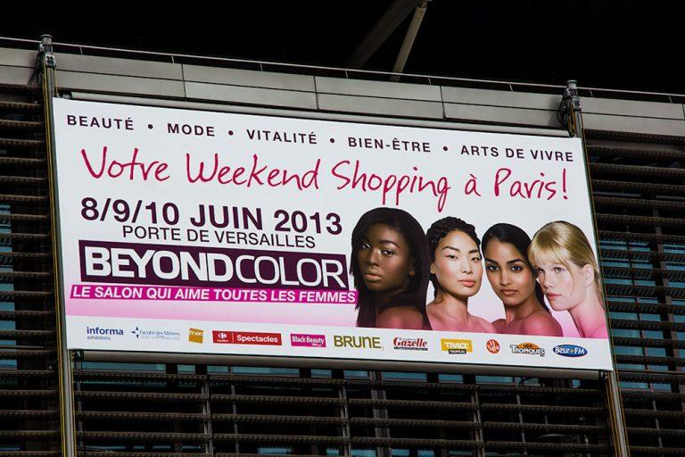 Le salon Beyond Color comme si vous y étiez !