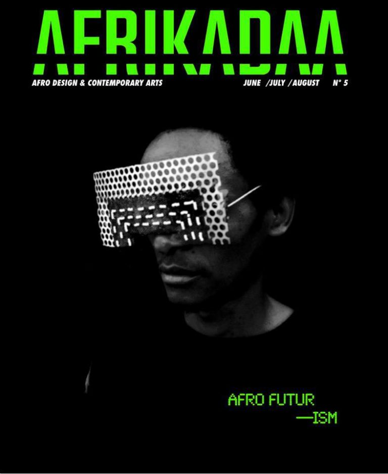 Afrikadaa issue #5 AFRO-FUTURISM is now online