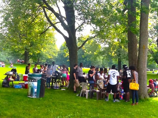barbecue association africain udem
