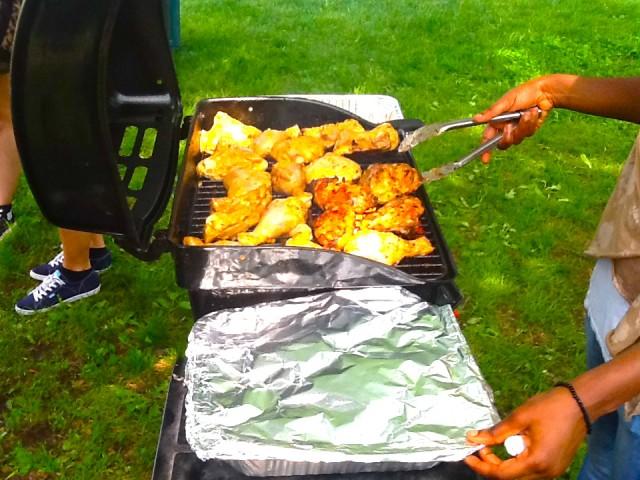 barbecue association africain udem3