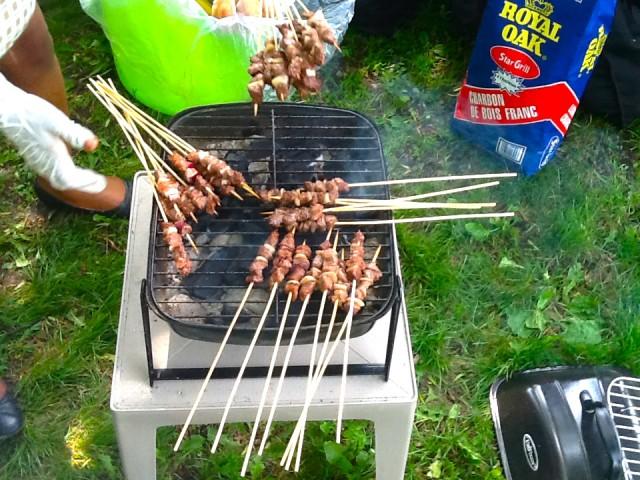 barbecue association africain udem4