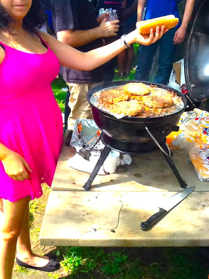 barbecue association africain udem7