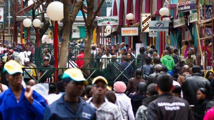 Quelle(s) identite(s) pour la classe moyenne africaine ? Entrevue du directeur de recherche Comi M. Toulabor