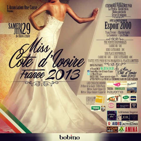 miss cote d'ivoire france
