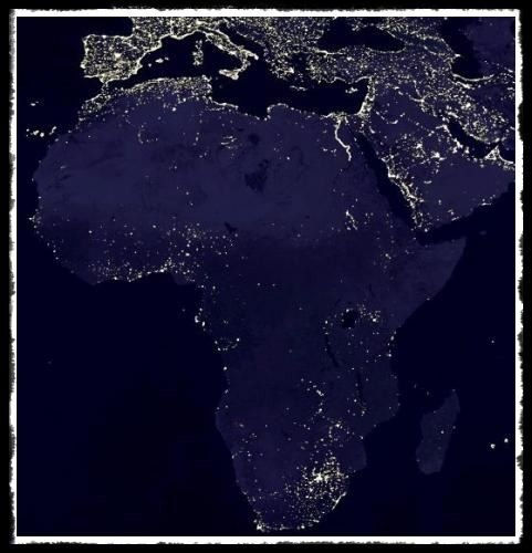 Share the light and Power Africa Now !