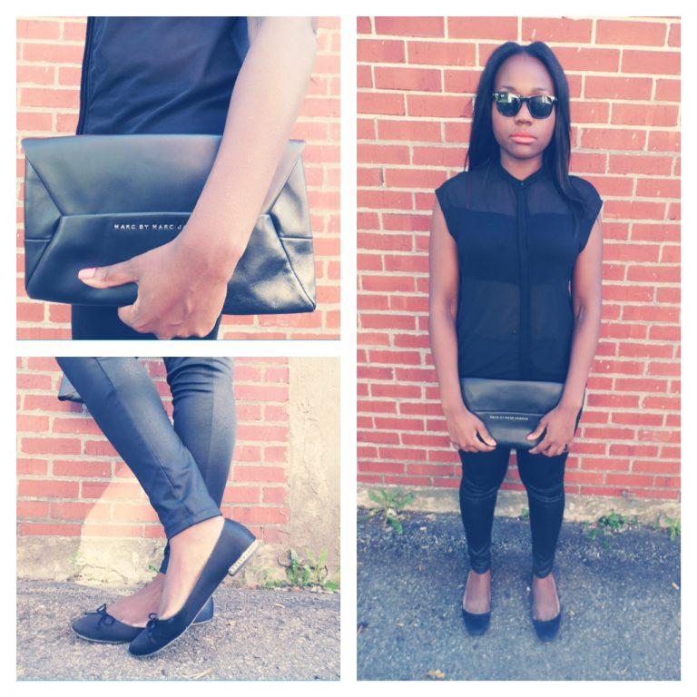 Mon Summer Black Look ou comment (bien) porter du noir pendant l'été ?