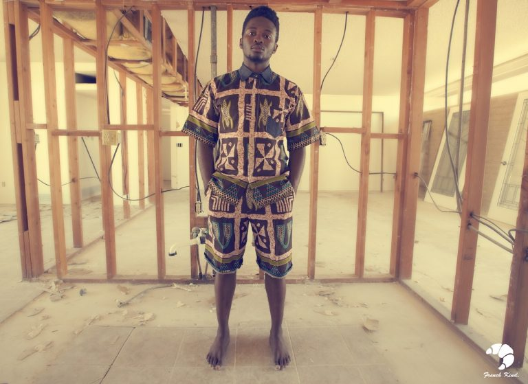 Collection Afrikan Prints 2013 par Frenchkind