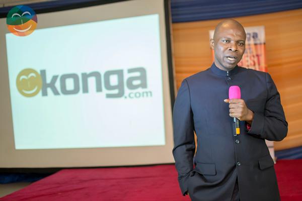 Sim Shagaya, CEO/Founder of Konga.com
