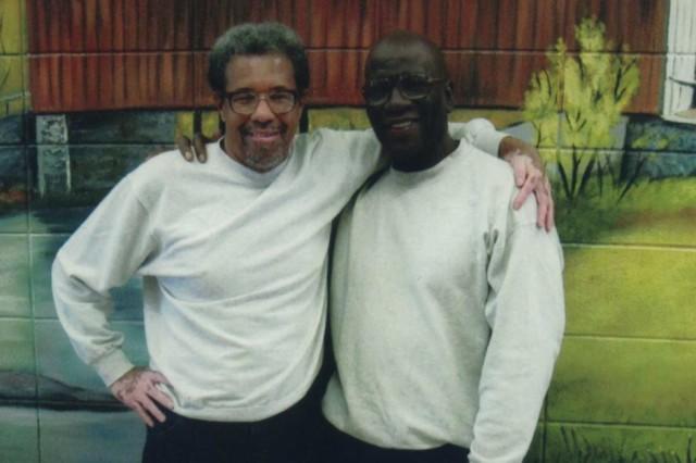 Albert Woodfox et Herman Wallace à la prison d'Angola ©Angola3