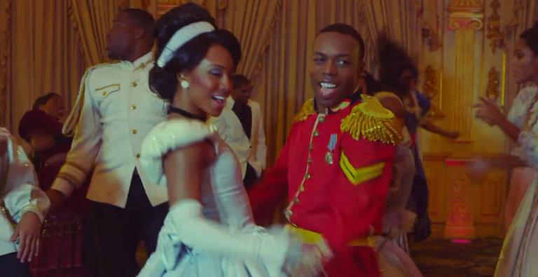 Quand Cendrillon rencontre Beyonce : Cinderonce par Todrick Hall