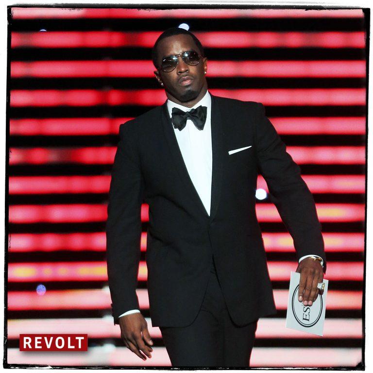 #IAMREVOLT : P.Diddy Revolt TV seek to revolutionize music