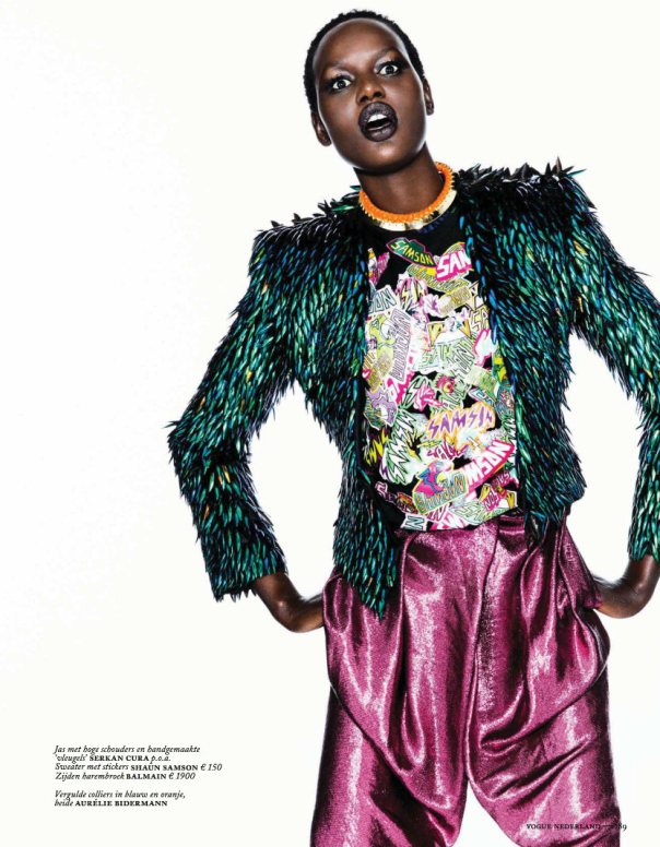 ajak deng vogue netherlands septembre 2013 1