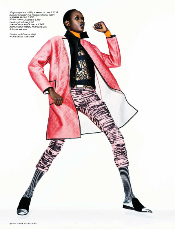 ajak deng vogue netherlands septembre 2013 4