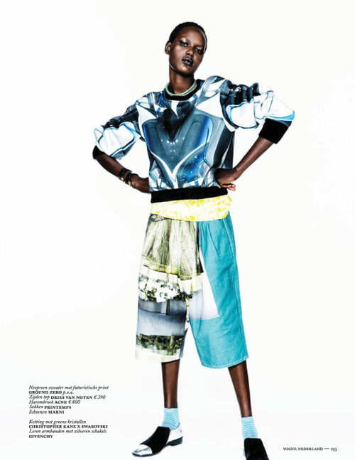 ajak deng vogue netherlands septembre 2013 6