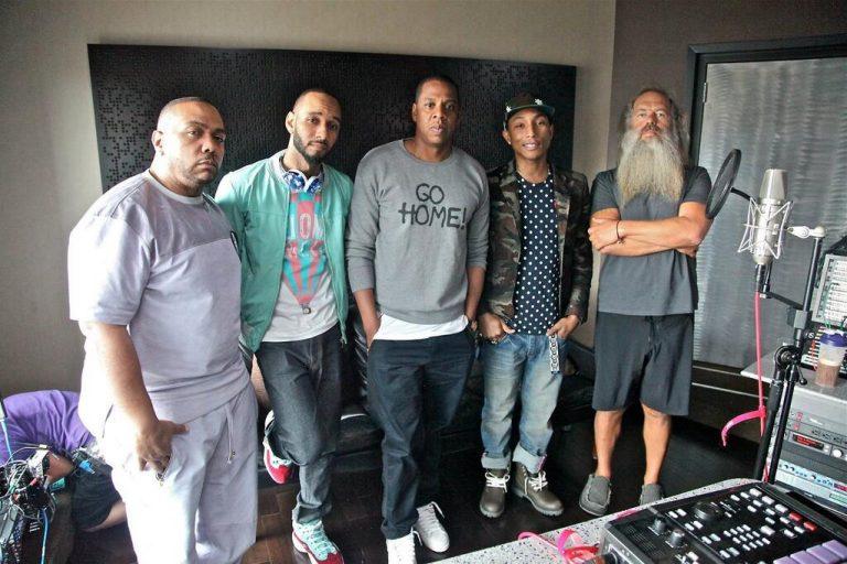 Jay Z présente Picasso Baby à la Galerie d'Allure de New York