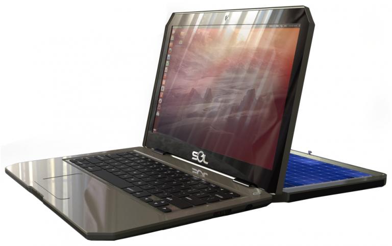 Sol, premier ordinateur portable solaire pensé pour l'Afrique
