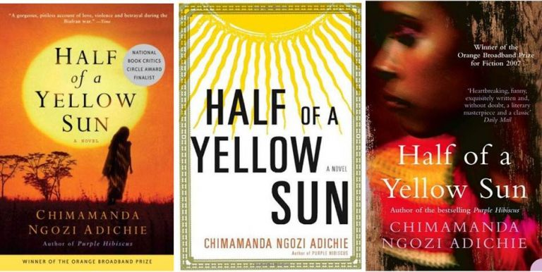Half of A Yellow Sun : From book to film BY Ndéye Séne Mbaye