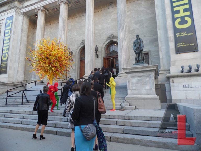 D-Vernissage Chihuly au Musée des Beaux-Arts de Montréal