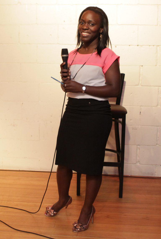 Afro Inspiration : Pernelle Ntoutoume fondatrice de La Fine Bouchée