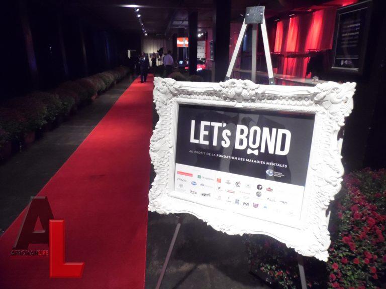 La soirée bénéfice Let's Bond comme si vous y étiez !