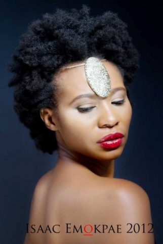 Diasportrait of Nse Ikpe Etim, Award-winning Nollywood Actress