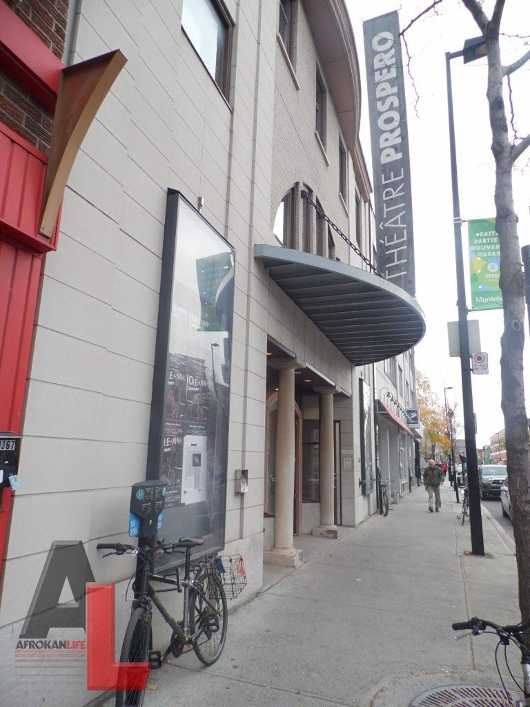 Le Théâtre du Vaisseau d'Or présente OLEANNA