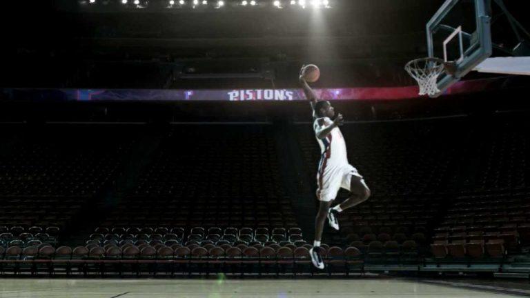 La nouvelle publicité de la NBA pour annoncer le début de la saison régulière