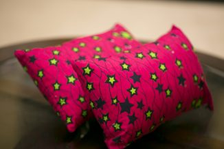 Eclectic Goodies : Win 2 African-inspired pillows
