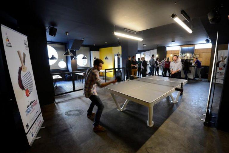 Paris Cheap et crade de Tonton Jabar : Gossima Ping Pong Bar