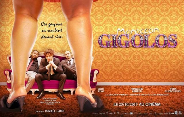 moroccan gigolo affiche