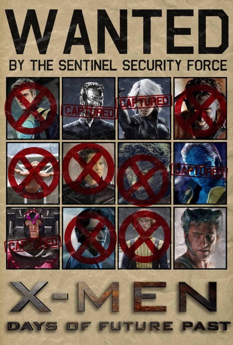 #Marvel X-Men Days Of Future Past : La bande-annonce et le Vine !