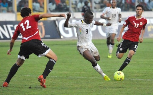 Le Ghana se Qualifie pour la Coupe du Monde 2014