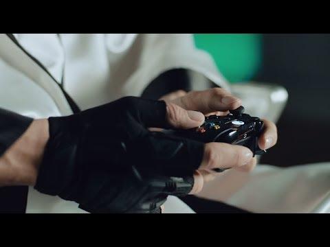 #TheOne Zlatan dans la publicité TV Xbox One
