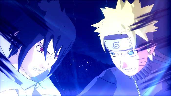 Naruto Shippuden : Ultimate Ninja Storm Revolution annoncé par Namco