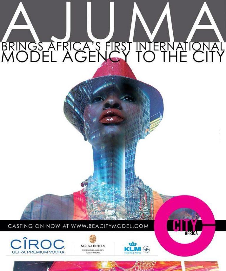 City Models Africa, la nouvelle agence de la mannequin Ajuma Nasenyana