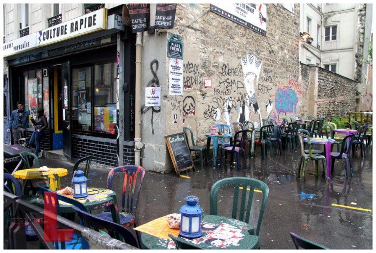 Le Paris Cheap et crade de Tonton Jabar # 2: Le Culture rapide