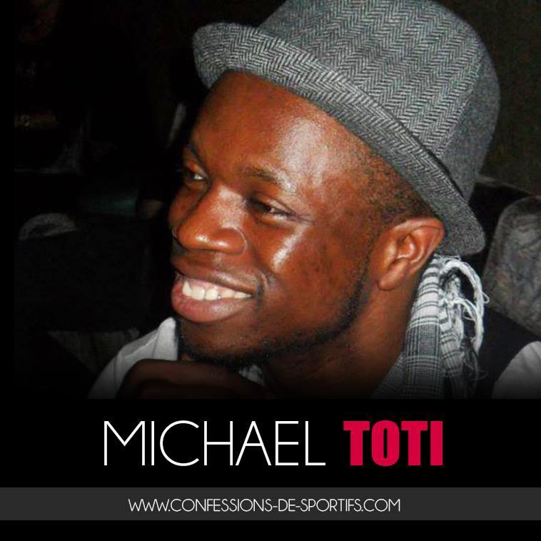 Afro Inspiration : Michael Toti, fondateur de 'Confessions de Sportifs'