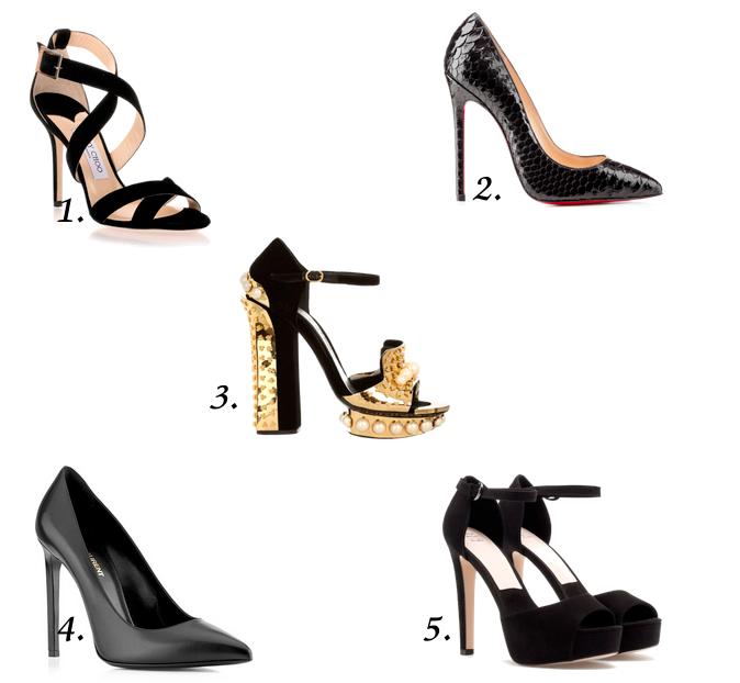 Quelles chaussures porter pour le nouvel an ?