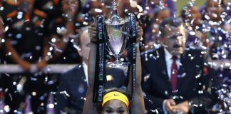 Serena Williams PHOTO MURAD SEZER, REUTERS