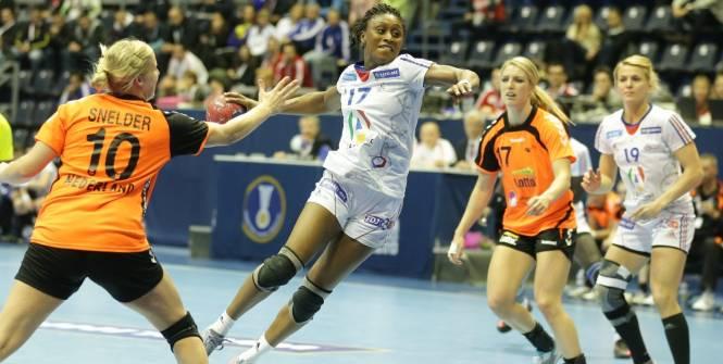 Handball : Entrevue de Siraba Dembélé leader des Bleues