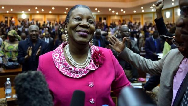 Afro Inspiration : Catherine Samba-Panza la présidente de la Centrafrique