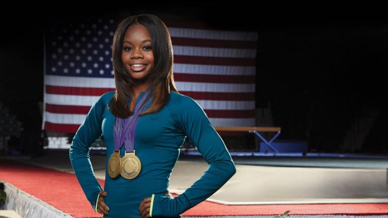 The Gabby Douglas Story : Un documentaire sur la gymnaste Noire américaine