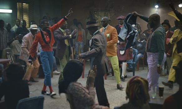 Les Sapeurs Congolais en vedette de la dernière pub Guiness