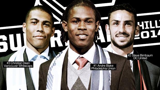 MLS SuperDraft 2014