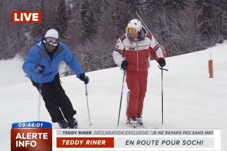 JO SOTCHI: Teddy Riner prend son envol