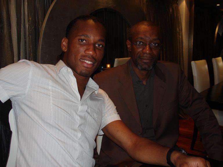 Afro Inspiration : Alfred Zebi, CEO de l'agence de marketing sportif P.A Sports